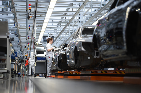 Germany「Audi Automobile Production At Ingolstadt Plant」:写真・画像(9)[壁紙.com]