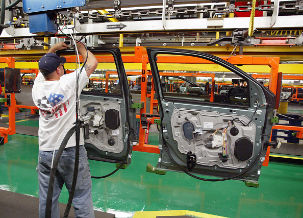 Plant「New Ford Plant Features Flexible Manufacturing System」:写真・画像(17)[壁紙.com]