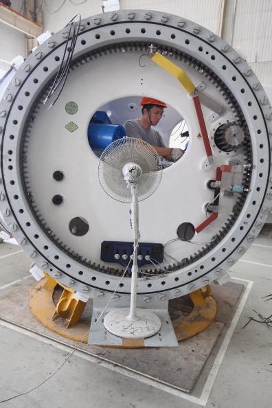 Baoding「China Strives To Develope New Energy」:写真・画像(15)[壁紙.com]