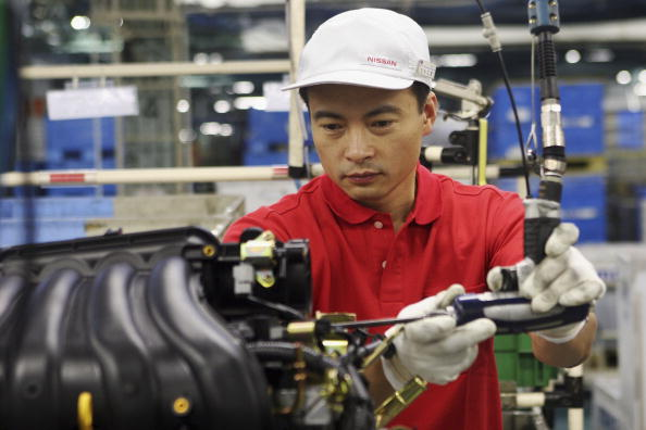 Transportation「Nissan's Main Component Plant For Engines And Axles Opened To Media」:写真・画像(9)[壁紙.com]