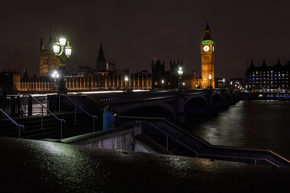 Cityscape「London Landmarks At Night」:写真・画像(1)[壁紙.com]