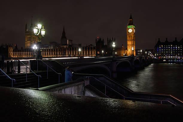 London Landmarks At Night:ニュース(壁紙.com)