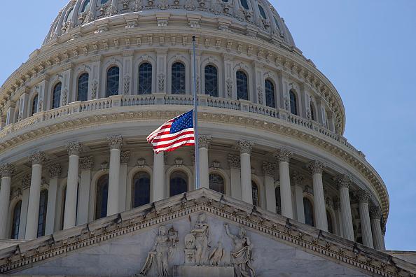 Capitol Hill「Civil Rights Icon Rep. John Lewis Dies At 80」:写真・画像(1)[壁紙.com]