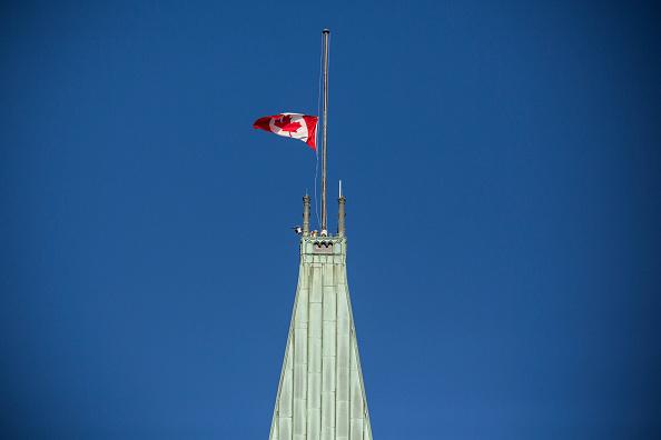 Nathan Burton「Ottawa On Alert After Shootings At Nation's Capitol」:写真・画像(2)[壁紙.com]
