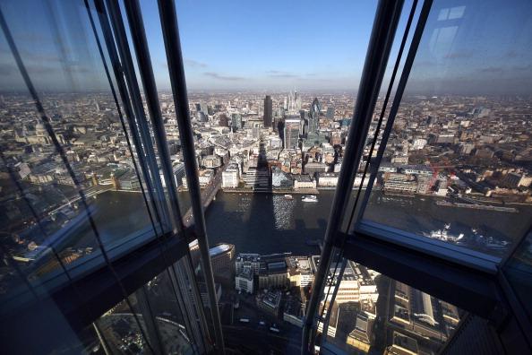Shard London Bridge「Shard Skyscraper Previews Viewing Platform」:写真・画像(6)[壁紙.com]