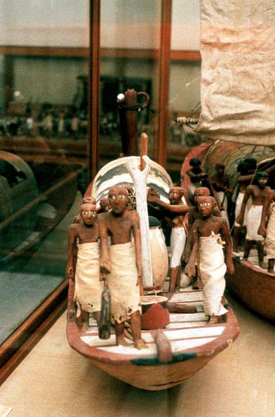 Model - Object「Model boat, Ancient Egyptian, 14th century BC.」:写真・画像(18)[壁紙.com]