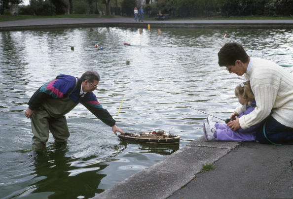 Tom Stoddart Archive「Boats In The Park」:写真・画像(7)[壁紙.com]