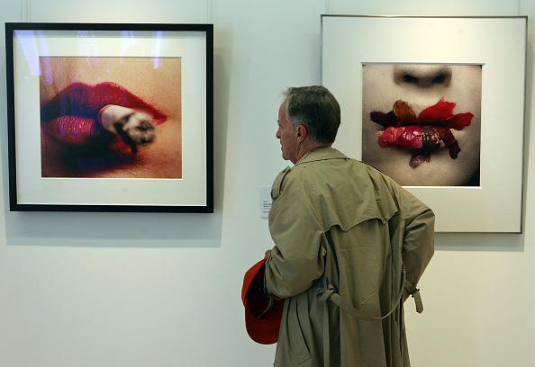 Irving Penn「Christies Unveil Seductive Photographs Of Stars And Supermodels」:写真・画像(4)[壁紙.com]