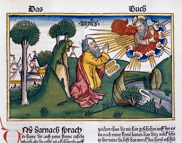 God「Exodus 34:1-10: Moses Receives The Second Tablets With The Ten Commandments」:写真・画像(17)[壁紙.com]