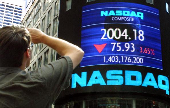 Dow Jones Industrial Average「NASDAQ Falls More than 75 Points」:写真・画像(5)[壁紙.com]