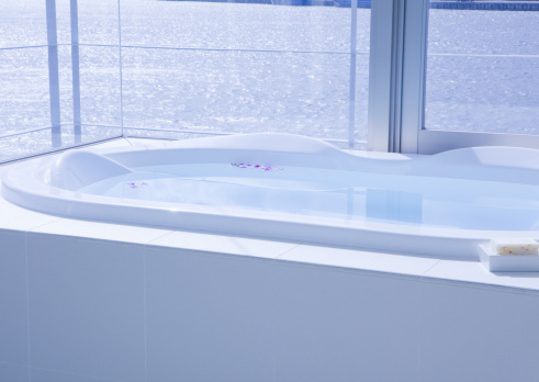 蒸気「Bathtub」:スマホ壁紙(9)