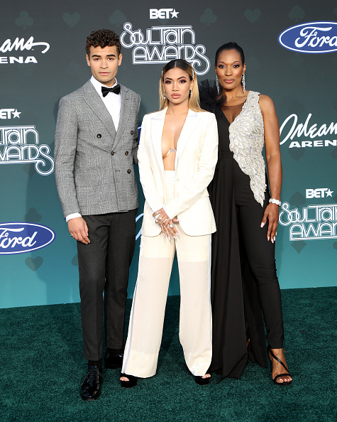 Soul Train Music Awards「2019 Soul Train Awards - Arrivals」:写真・画像(15)[壁紙.com]