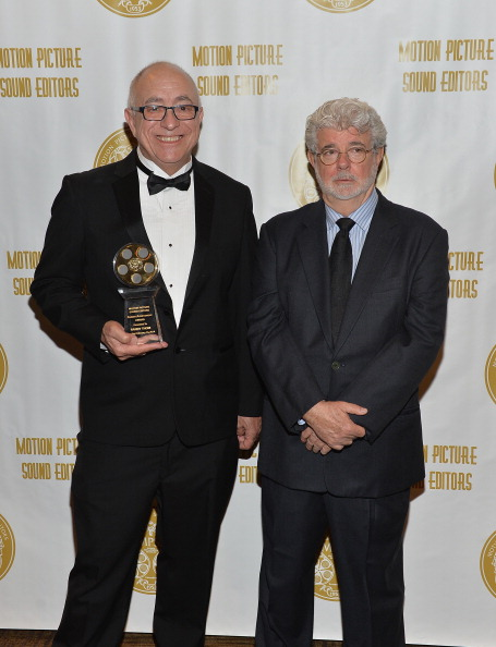 George Lucas「61st Motion Picture Sound Editors (MPSE) Golden Reel Awards - Reception And Show」:写真・画像(10)[壁紙.com]