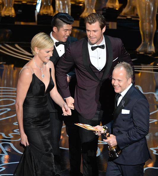 Transparent「86th Annual Academy Awards - Show」:写真・画像(19)[壁紙.com]