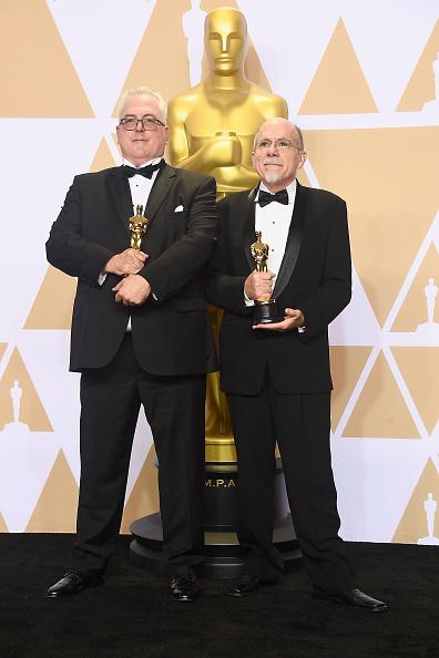 Winners' Room「90th Annual Academy Awards - Press Room」:写真・画像(2)[壁紙.com]