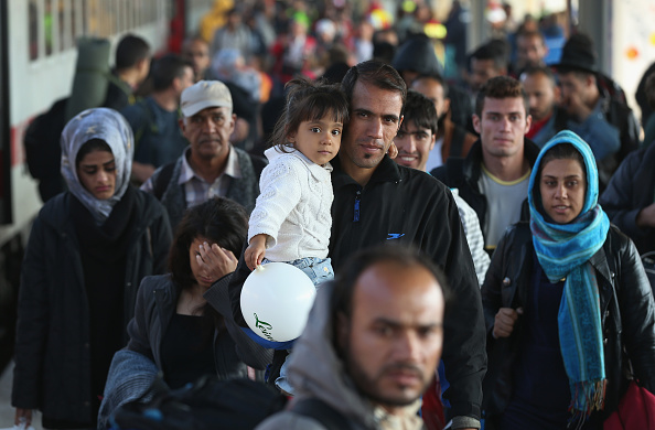 Germany「Germany Continues To Take In New Migrants」:写真・画像(1)[壁紙.com]