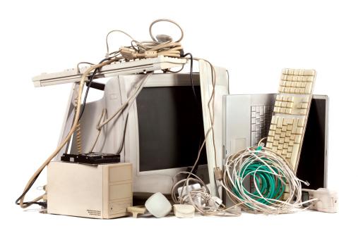Electronics Industry「Obsolete electronics」:スマホ壁紙(17)