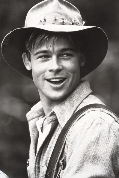 1990-1999「Actor Brad Pitt...」:写真・画像(4)[壁紙.com]