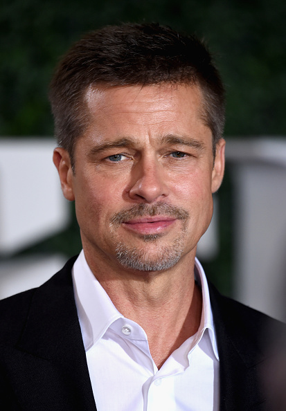 "Brad Pitt - Actor「Fan Event For Paramount Pictures' ""Allied"" - Arrivals」:写真・画像(18)[壁紙.com]"