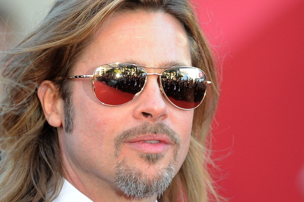 "Aviator Glasses「""Killing Them Softly"" Premiere - 65th Annual Cannes Film Festival」:写真・画像(4)[壁紙.com]"