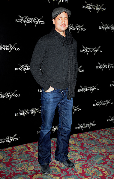 Casual Clothing「'The Curious Case of Benjamin Button' Paris Photocall」:写真・画像(13)[壁紙.com]