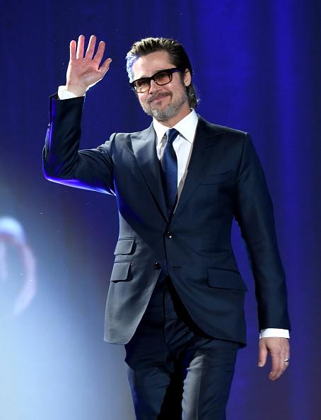 Brad Pitt - Actor「26th Annual Palm Springs International Film Festival Awards Gala - Awards Presentation」:写真・画像(11)[壁紙.com]