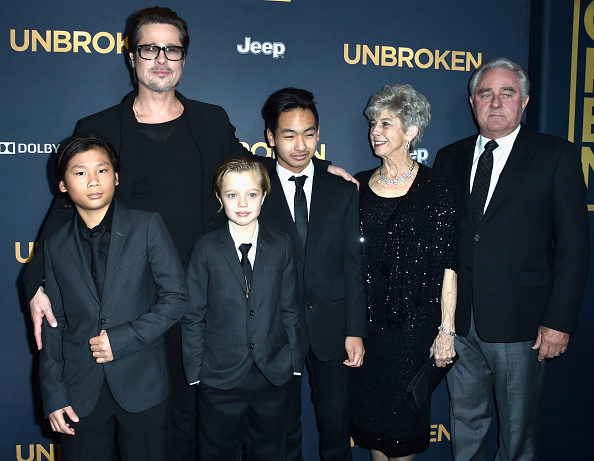 "Offspring「Premiere Of Universal Studios' ""Unbroken"" - Arrivals」:写真・画像(11)[壁紙.com]"