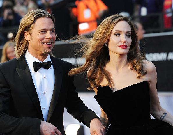 Brangelina - Couple「84th Annual Academy Awards - Arrivals」:写真・画像(18)[壁紙.com]
