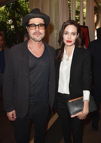 アンジェリーナ・ジョリー「15th Annual AFI Awards - Red Carpet」:写真・画像(14)[壁紙.com]