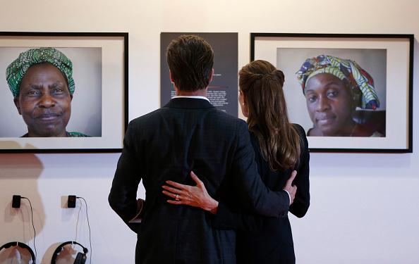 アンジェリーナ・ジョリー「Global Summit To End Sexual Violence In Conflict」:写真・画像(1)[壁紙.com]