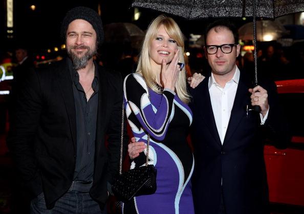 クラウディア・シファー「Kick-Ass:UK Film Premiere Outside Arrivals」:写真・画像(11)[壁紙.com]