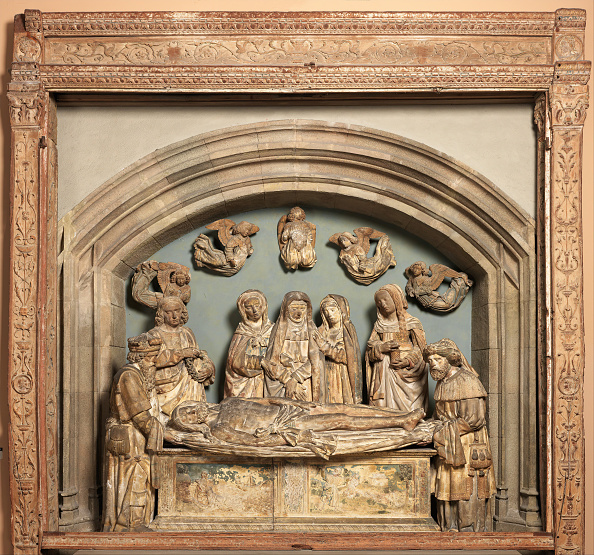 Nouvelle-Aquitaine「Wooden Frame From An Entombment Group」:写真・画像(7)[壁紙.com]