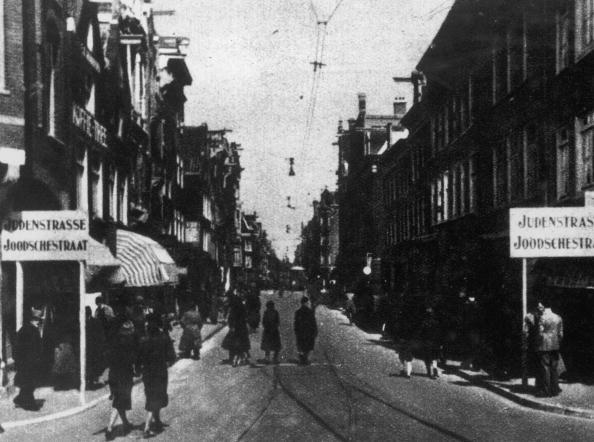 アムステルダム「Jewish Street」:写真・画像(11)[壁紙.com]