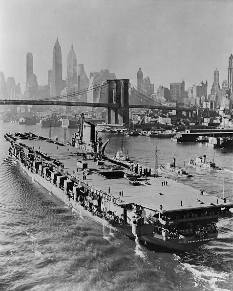 Empire State Building「Brooklyn Bridge」:写真・画像(2)[壁紙.com]