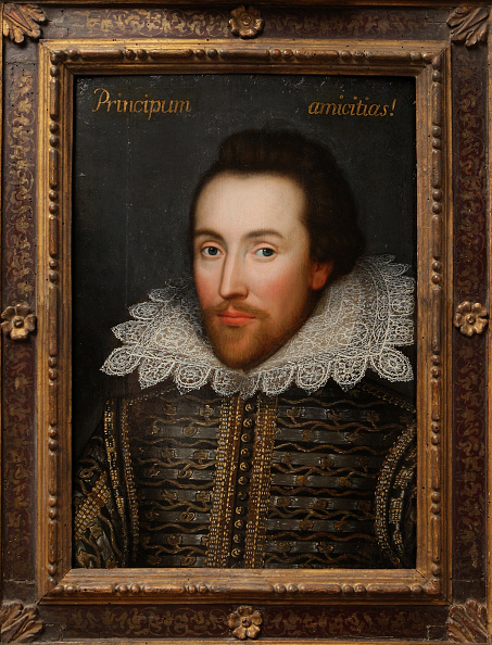 William Shakespeare「Newly Identified Portrait Of William Shakespeare Is Unveiled」:写真・画像(9)[壁紙.com]