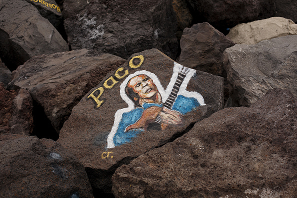 Atlantic Islands「Paco de Lucia Paintings at Sea Shore in Tenerife」:写真・画像(7)[壁紙.com]
