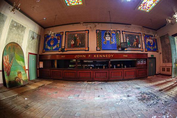 Liverpool F「Restoration Begins On The Wellington Rooms In Liverpool」:写真・画像(9)[壁紙.com]