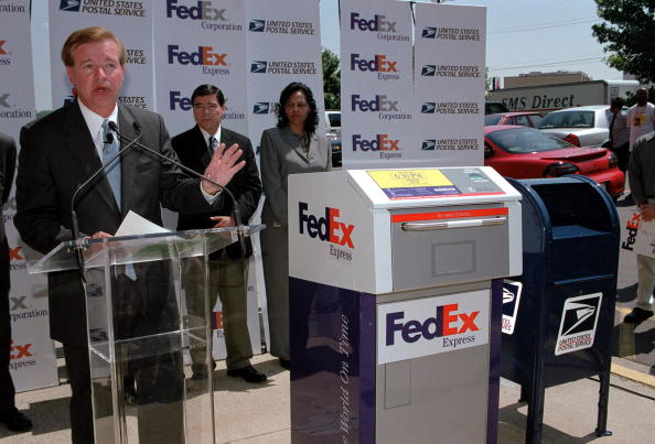 Post - Structure「FedEx And US Postal Service Cement Agreement」:写真・画像(13)[壁紙.com]