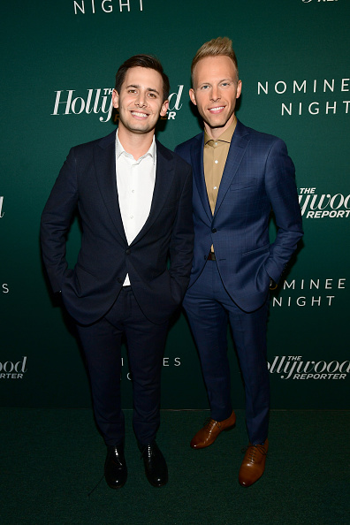 Blue Jacket「The Hollywood Reporter 6th Annual Nominees Night - Red Carpet」:写真・画像(18)[壁紙.com]