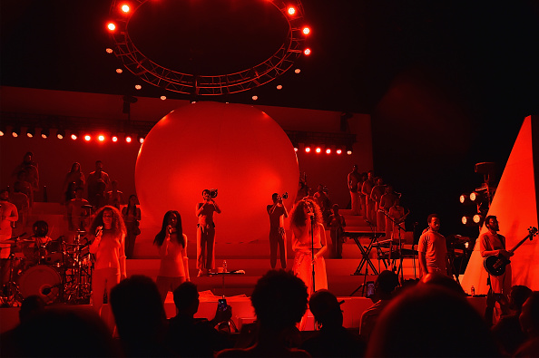 Performing Arts Event「Orion's Rise: A Special Performance With Solange And The Sun Ra Arkestra」:写真・画像(18)[壁紙.com]