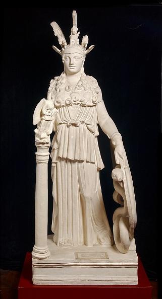 Sculpture「Varvakeion Athena」:写真・画像(12)[壁紙.com]