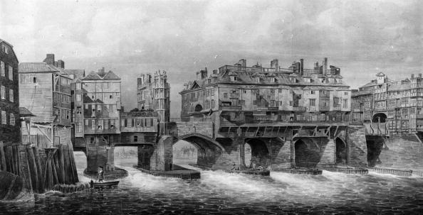 Bridge - Built Structure「Old London Bridge」:写真・画像(12)[壁紙.com]