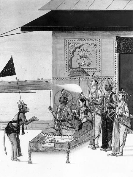 Hinduism「Hindu Gods」:写真・画像(12)[壁紙.com]