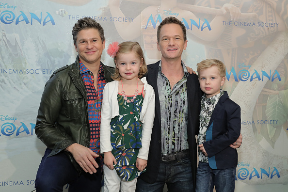 "Neil Patrick Harris「Cinema Society Screening Of ""Moana""」:写真・画像(1)[壁紙.com]"