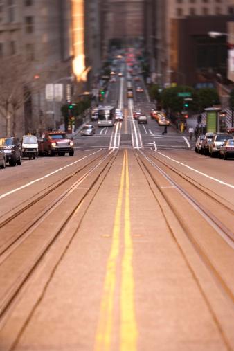 Steep「Street in downtown San Francisco」:スマホ壁紙(17)