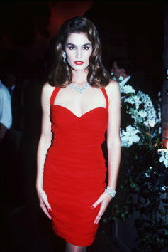 赤「File photo: Cindy Crawford...」:写真・画像(11)[壁紙.com]