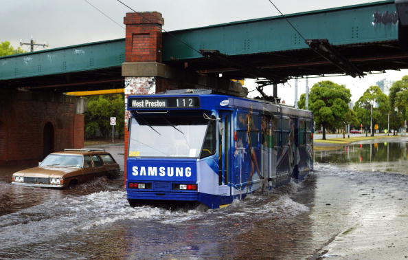 Trolley Bus「Australia Threatened by Climate Change Outlook」:写真・画像(14)[壁紙.com]