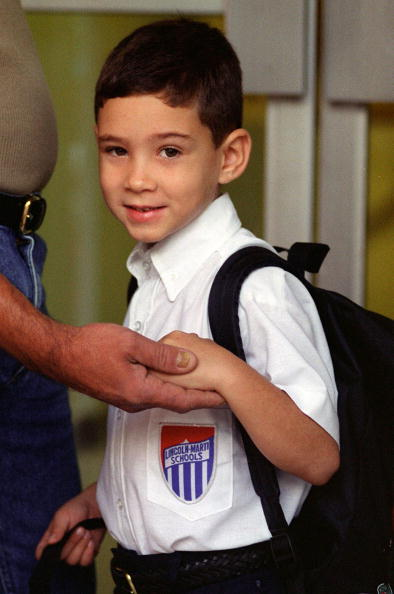 Florida - US State「Elian Gonzalez Is Brought To His First Day Of C...」:写真・画像(16)[壁紙.com]