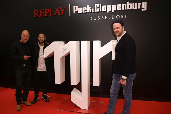 Neymar da Silva「Capsule Collection Neymar Jr. X Replay At Weltstadthaus Duesseldorf」:写真・画像(12)[壁紙.com]