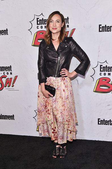 Leather Jacket「Entertainment Weekly Hosts Its Annual Comic-Con Party At FLOAT At The Hard Rock Hotel In San Diego In Celebration Of Comic-Con 2017 - Arrivals」:写真・画像(5)[壁紙.com]